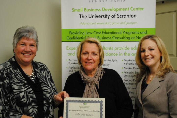 The University of Scranton SBDC – New Business Alert – The Disability Source