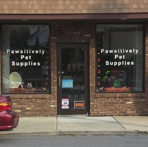 New Business Alert – Pawsitively Pet Supplies – Old Forge, PA