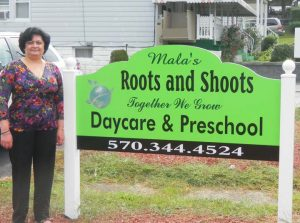 Read more about the article New Business Alert – Mala's Roots and Shoots Daycare and Preschool, Scranton,  PA