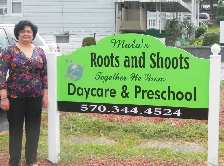 New Business Alert – Mala's Roots and Shoots Daycare and Preschool, Scranton,  PA