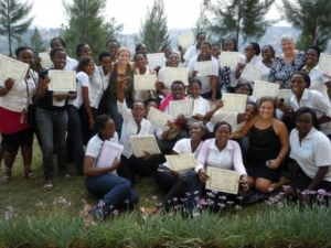 Teaching Entrepreneurship in Rwanda