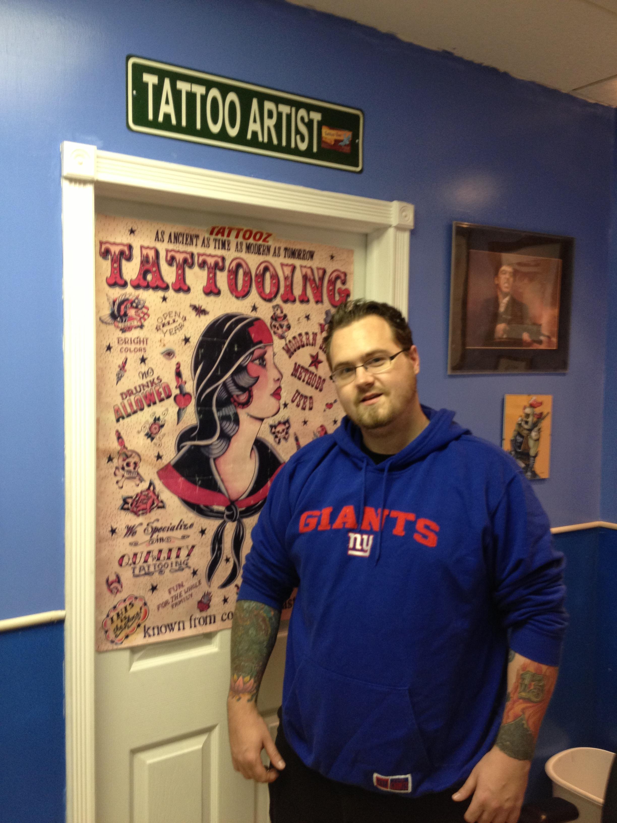 Scranton SBDC – Client Spotlight – Tattoo You – Mayfield, PA