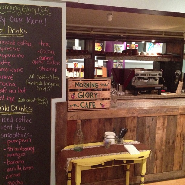 Read more about the article New Business Alert – Morning Glory Café – Scranton, PA