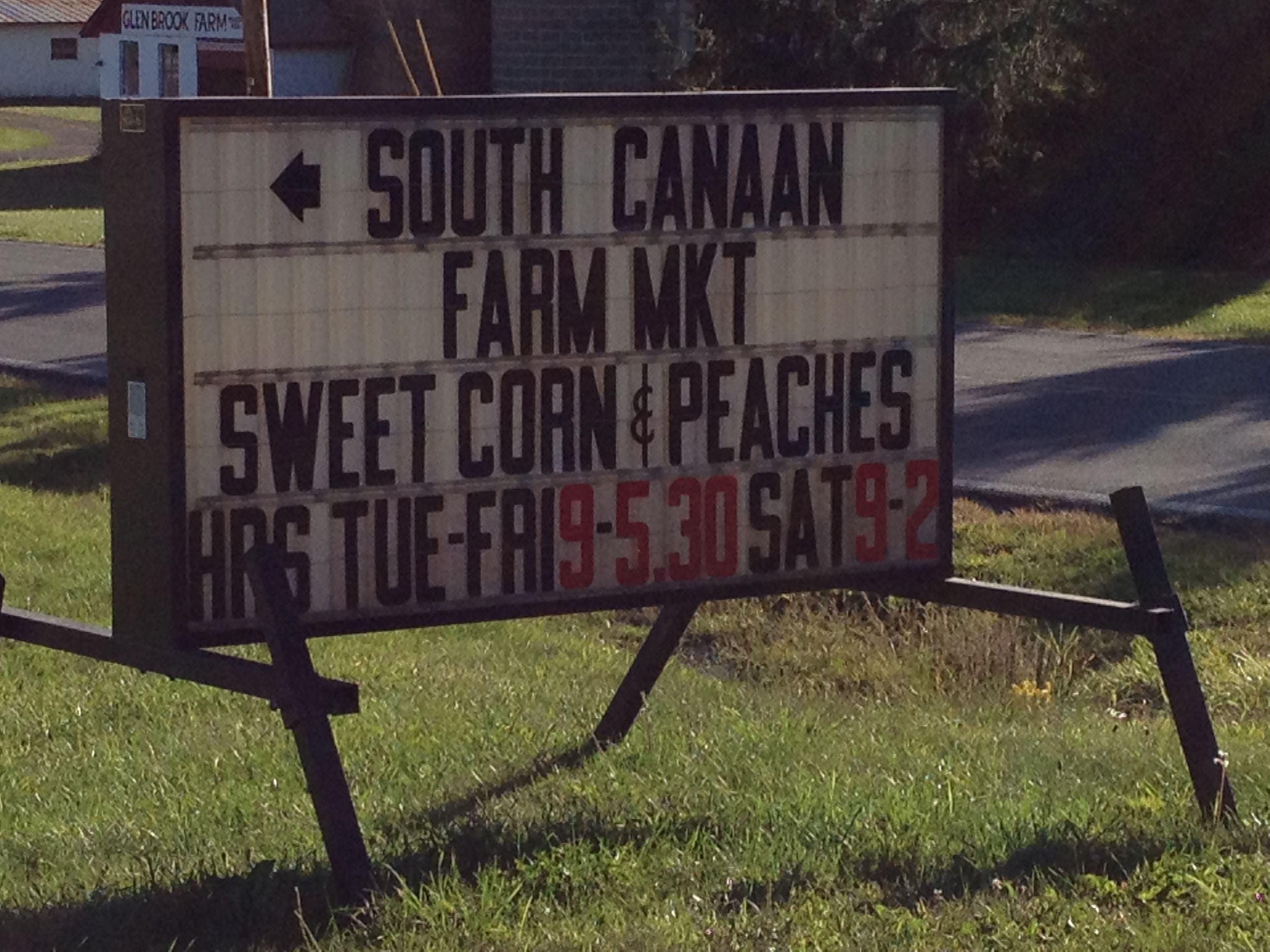New Business Alert – South Canaan Farm Market