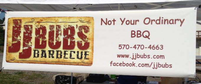 New Business Alert – JJ Bub's Barbecue – Jefferson Township, PA