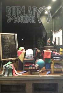 New Business Alert – Burlap & Bourbon, Scranton PA