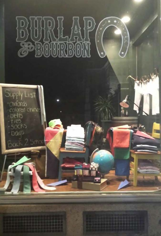 Read more about the article New Business Alert – Burlap & Bourbon, Scranton PA