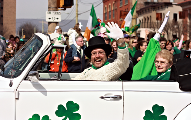St. Patrick's Day Parade is a Great Opportunity for Scranton Small Business Owners