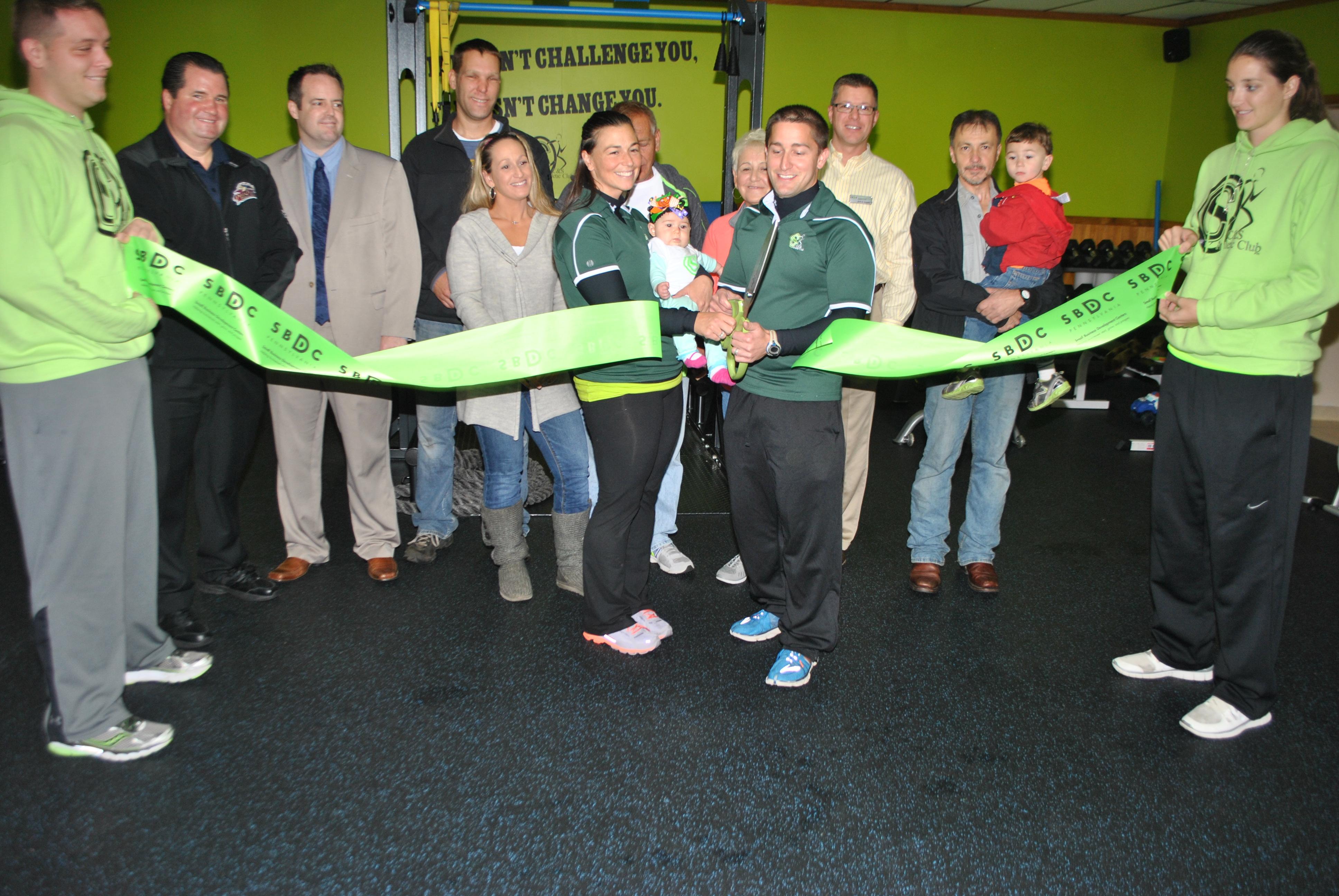 New Business Alert – C&S Athletic Club, LLC – Moosic, PA