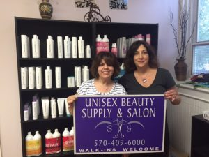 New Business Alert – Unisex Beauty Supply & Salon – Milford PA