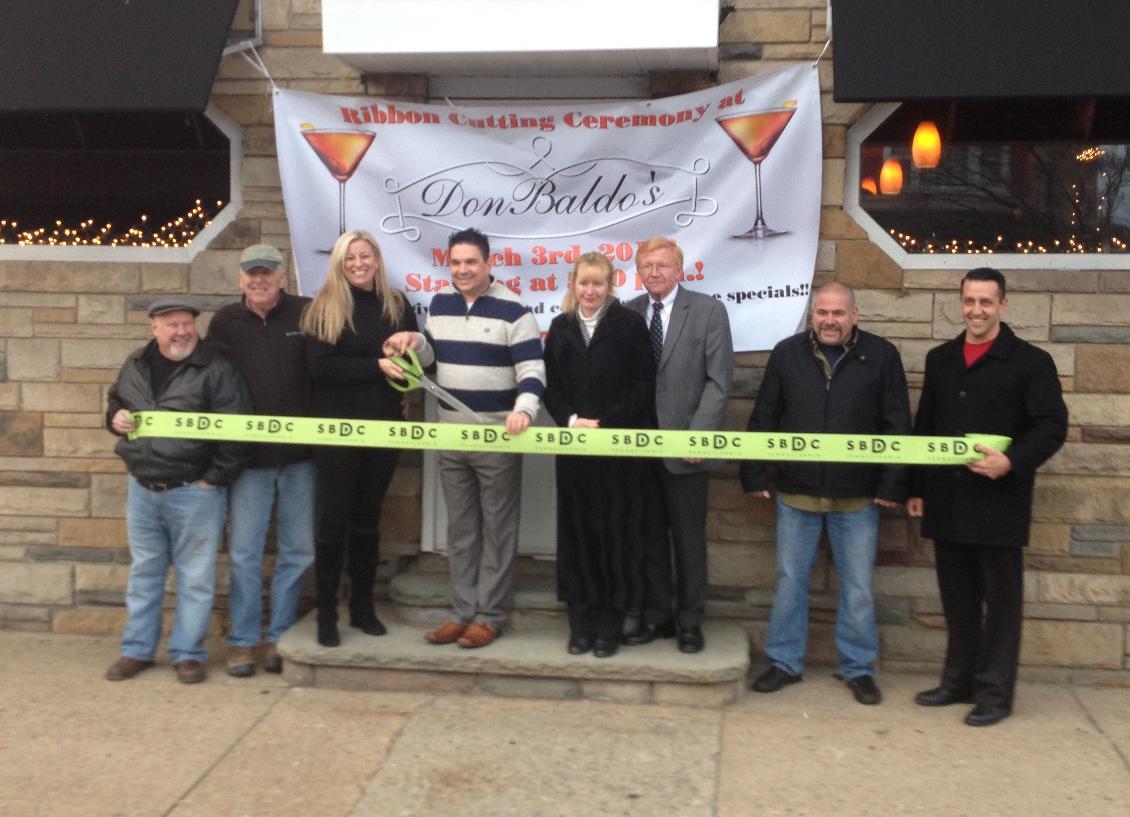 Read more about the article New Business Alert – DonBaldo's by Iris – Peckville, PA