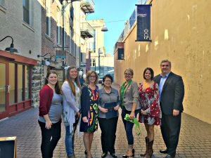 Bogart Court Arts District Celebrates Grand Opening – Scranton PA