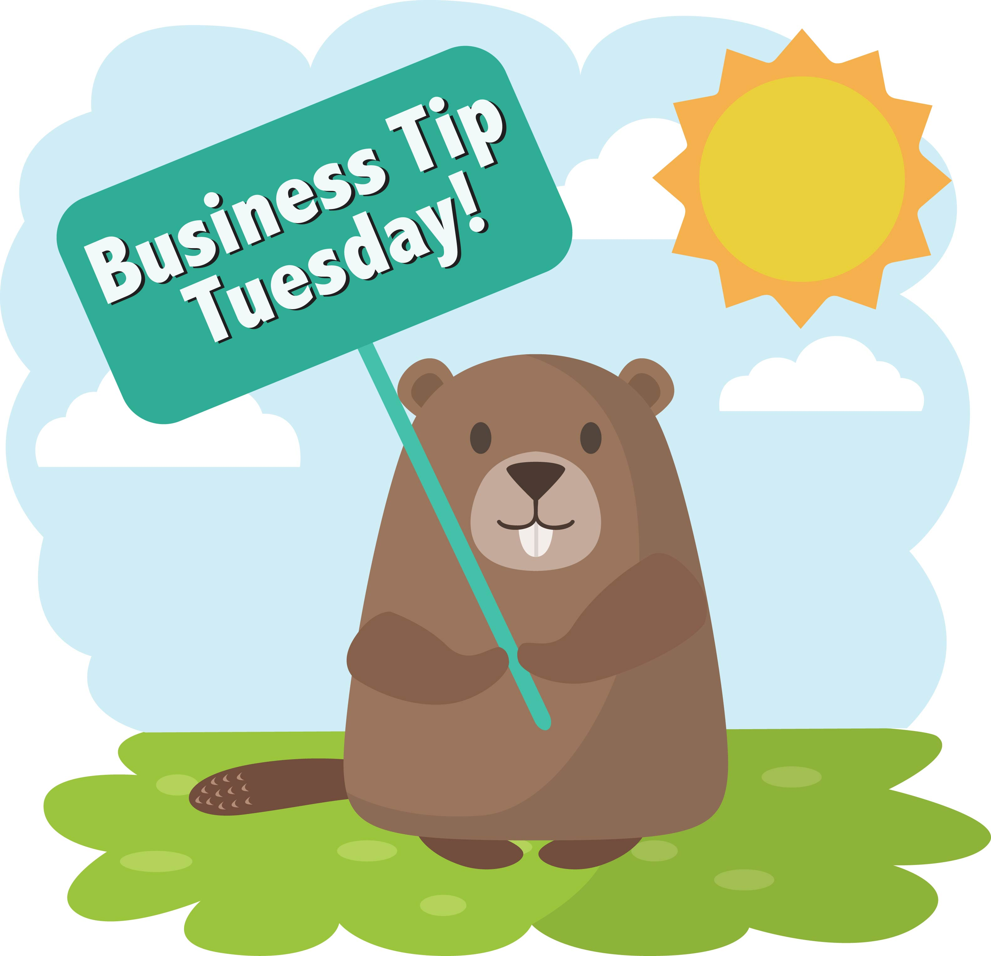 #BusinessTipTuesday – Take steps to improve your business every day!