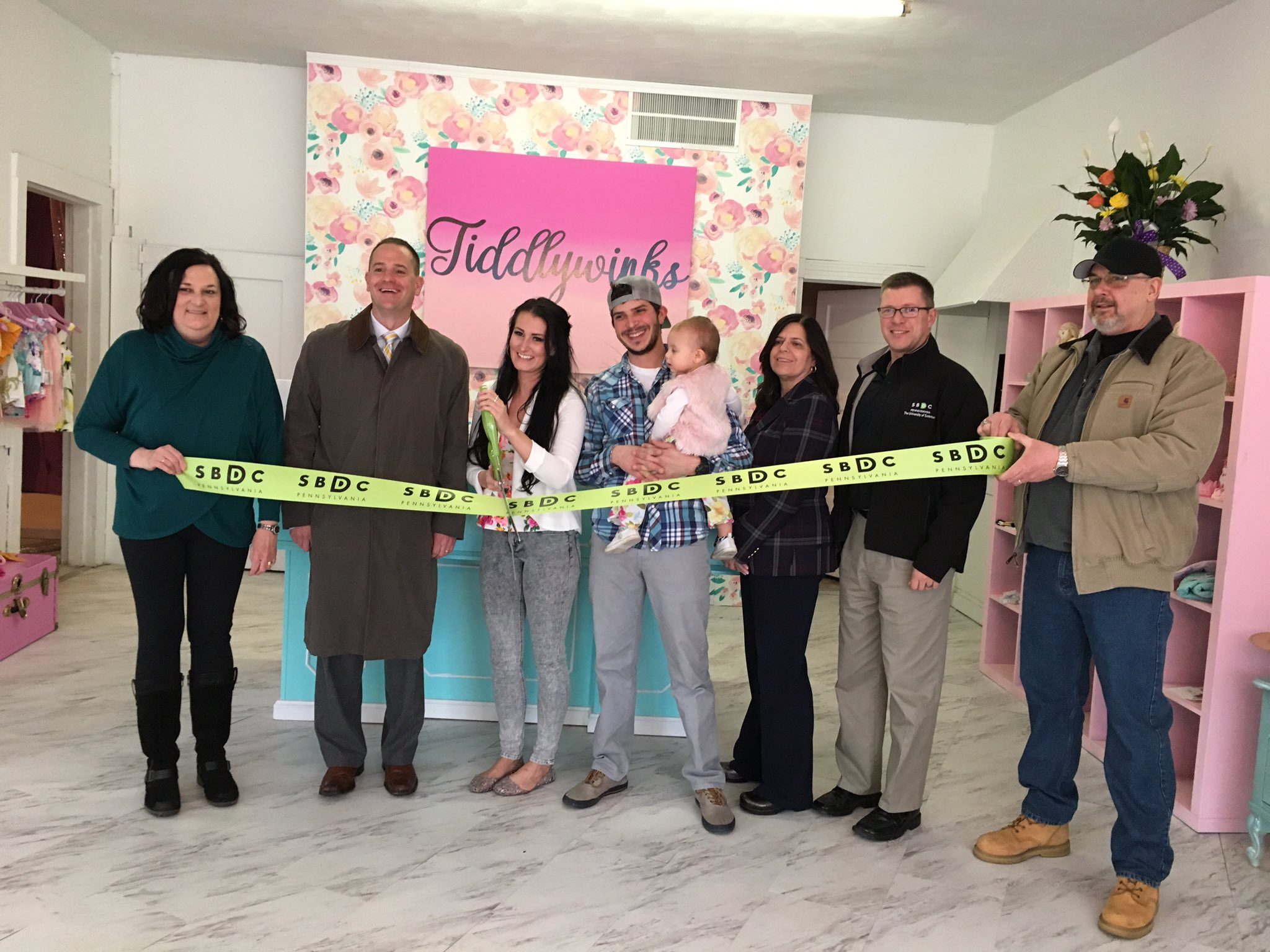 New Business Alert – Tiddlywinks Boutique Opens in Dunmore PA