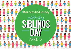 #BusinessTipTuesday – #Siblings in Small Business