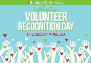 #BusinessTipTuesday – The Value of Volunteering