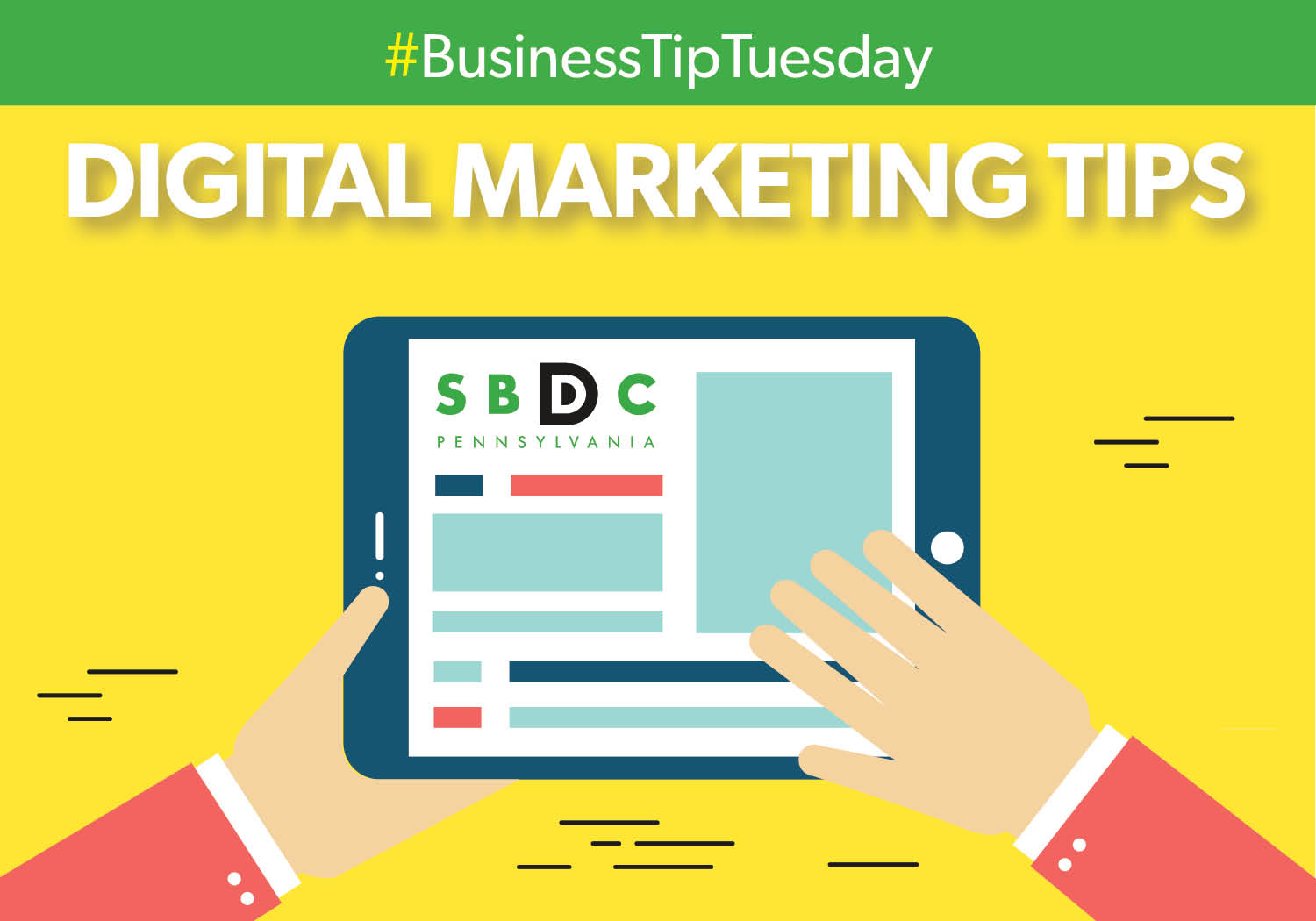 #BusinessTipTuesday – Digital Marketing Tips