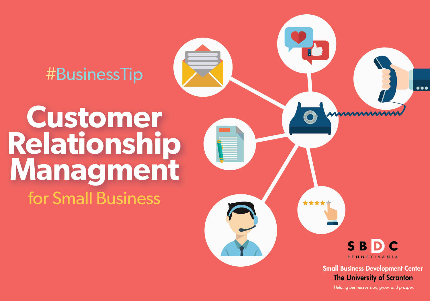 Customer Relationship Management (CRM) For Small Businesses