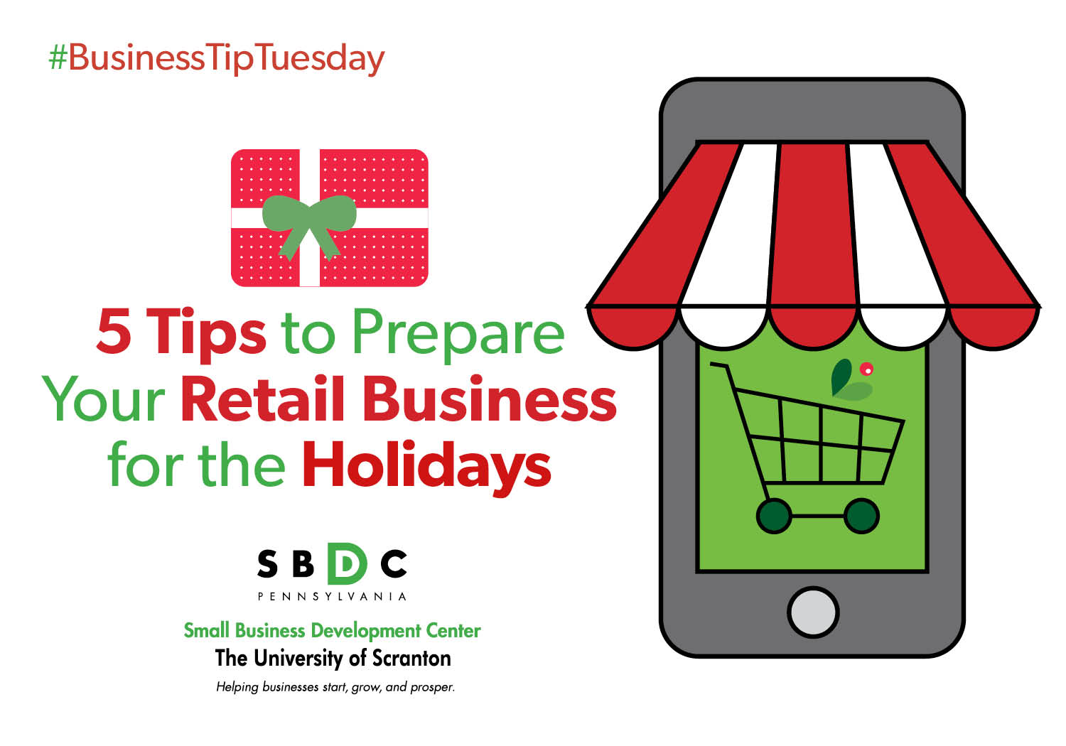 5 Tips to Prepare Your Retail Business for the Holidays