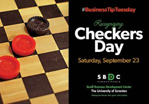 #CheckersDay Reminds Us to Plan Ahead