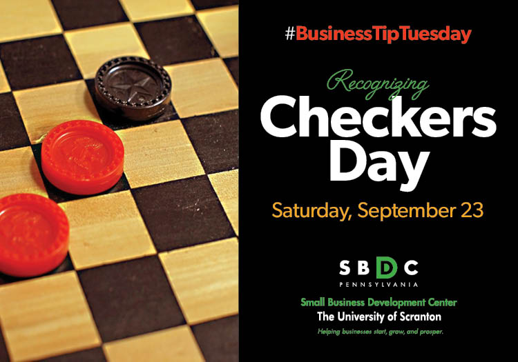 Read more about the article #CheckersDay Reminds Us to Plan Ahead