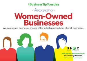 Recognizing Women-Owned Small Businesses