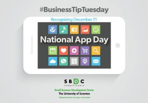 #BusinessTipTuesday – National App Day