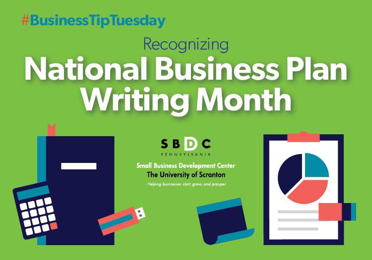 #BusinessTipTuesday- National #BusinessPlan Writing Month