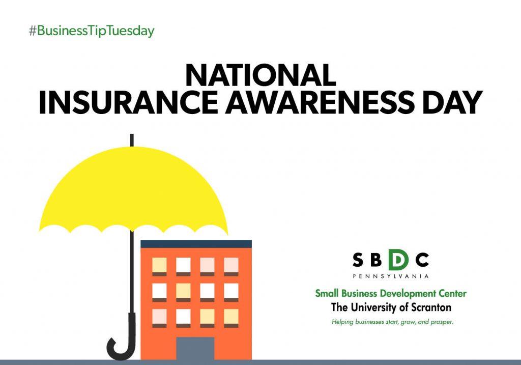 #BusinessTipTuesday – National Insurance Awareness Day