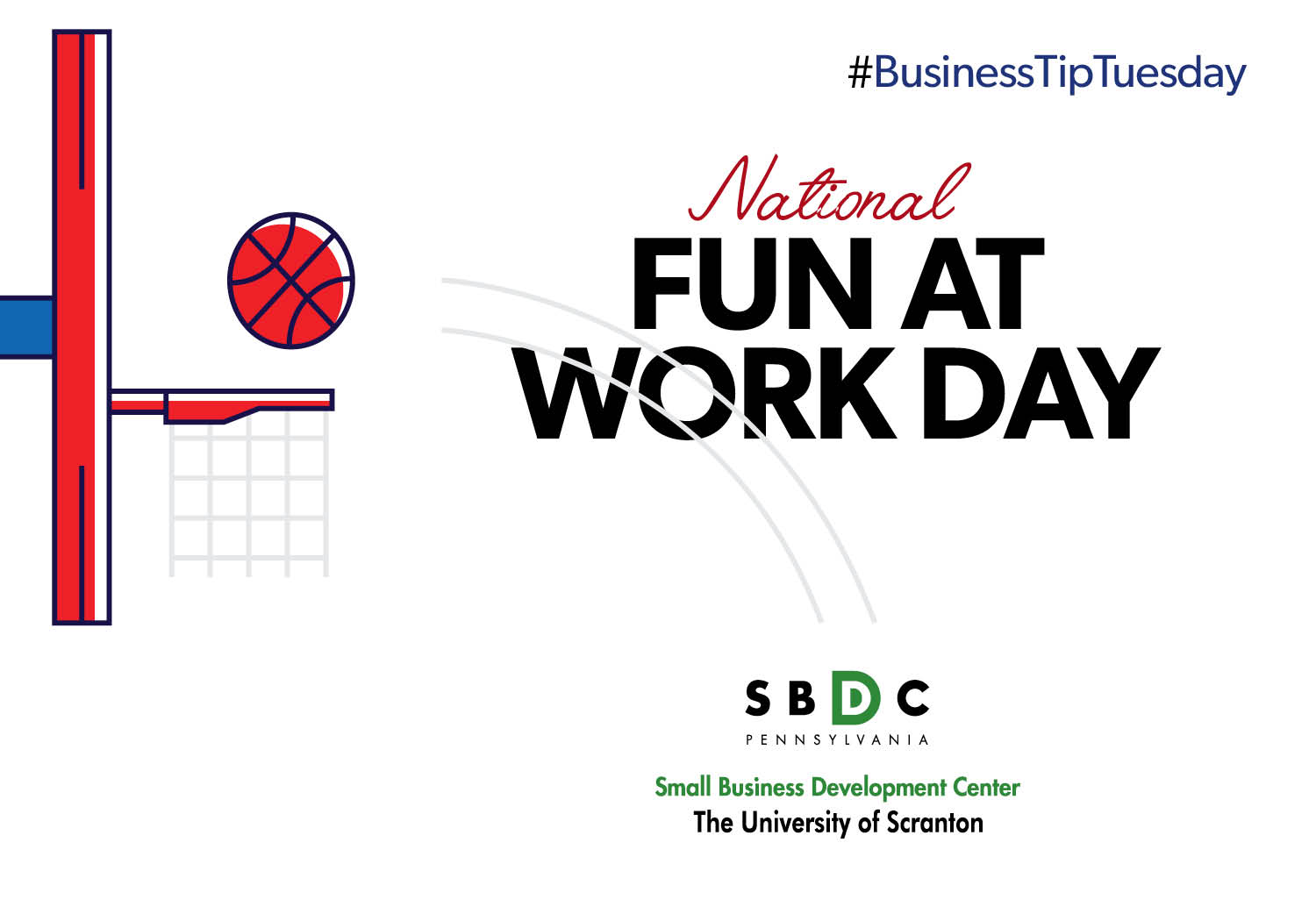 #BusinessTipTuesday – National Fun at Work Day