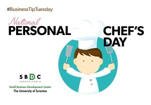 #BusinessTipTuesday – National Personal Chef's Day