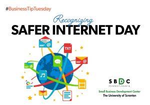 #BusinessTipTuesday – Safer Internet Day