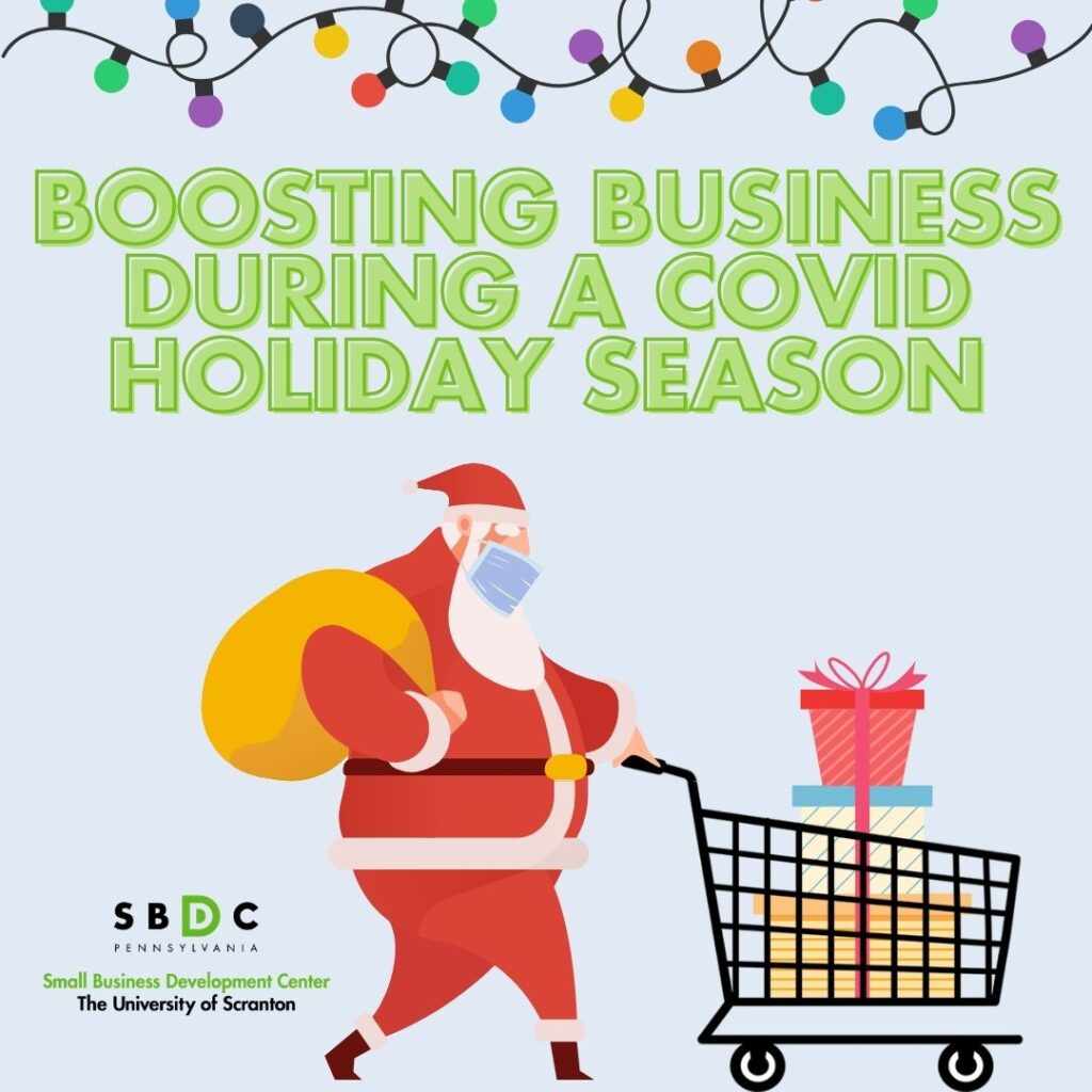 Boosting Business During a COVID Holiday Season