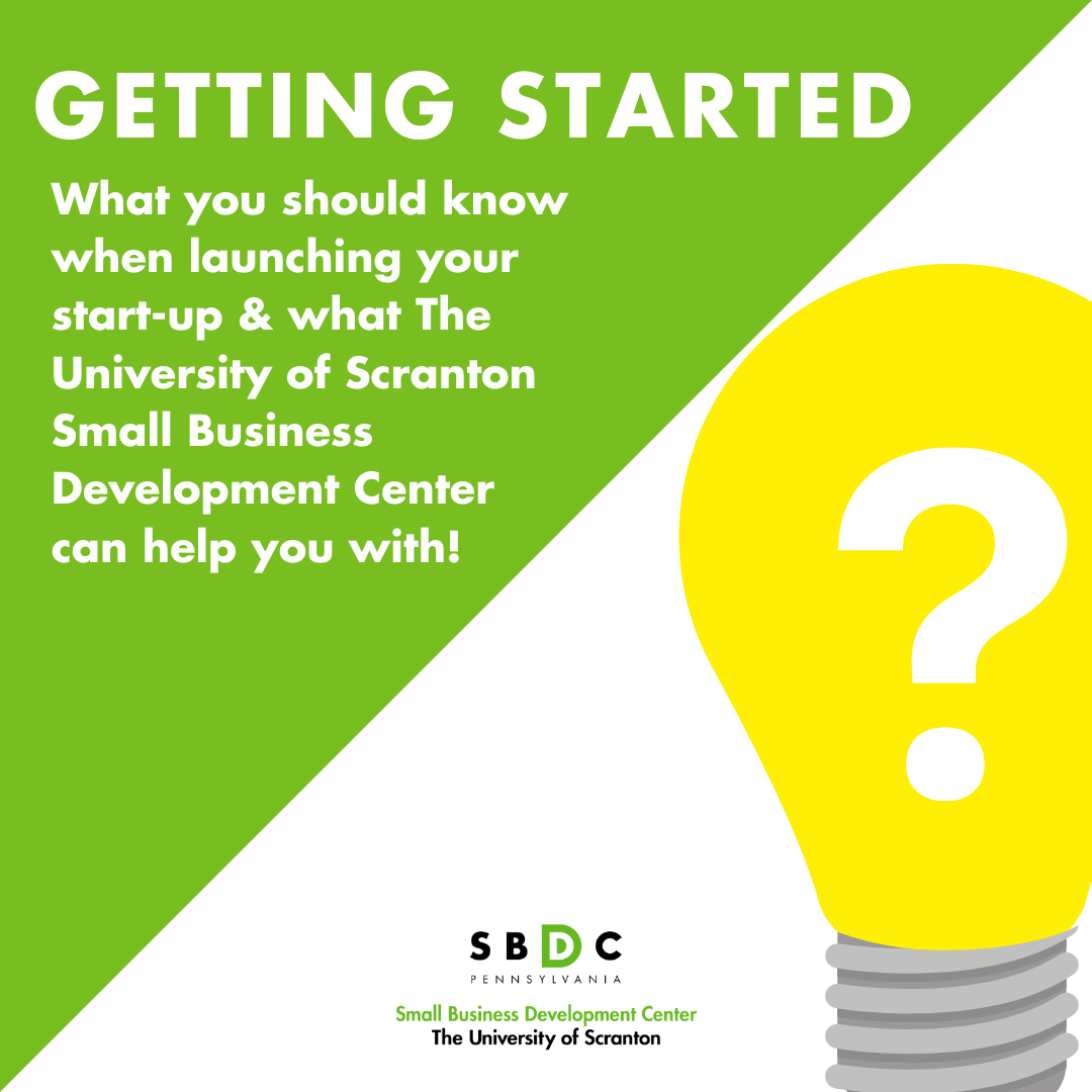 Getting Started: What You Should Know When Launching Your Start-Up