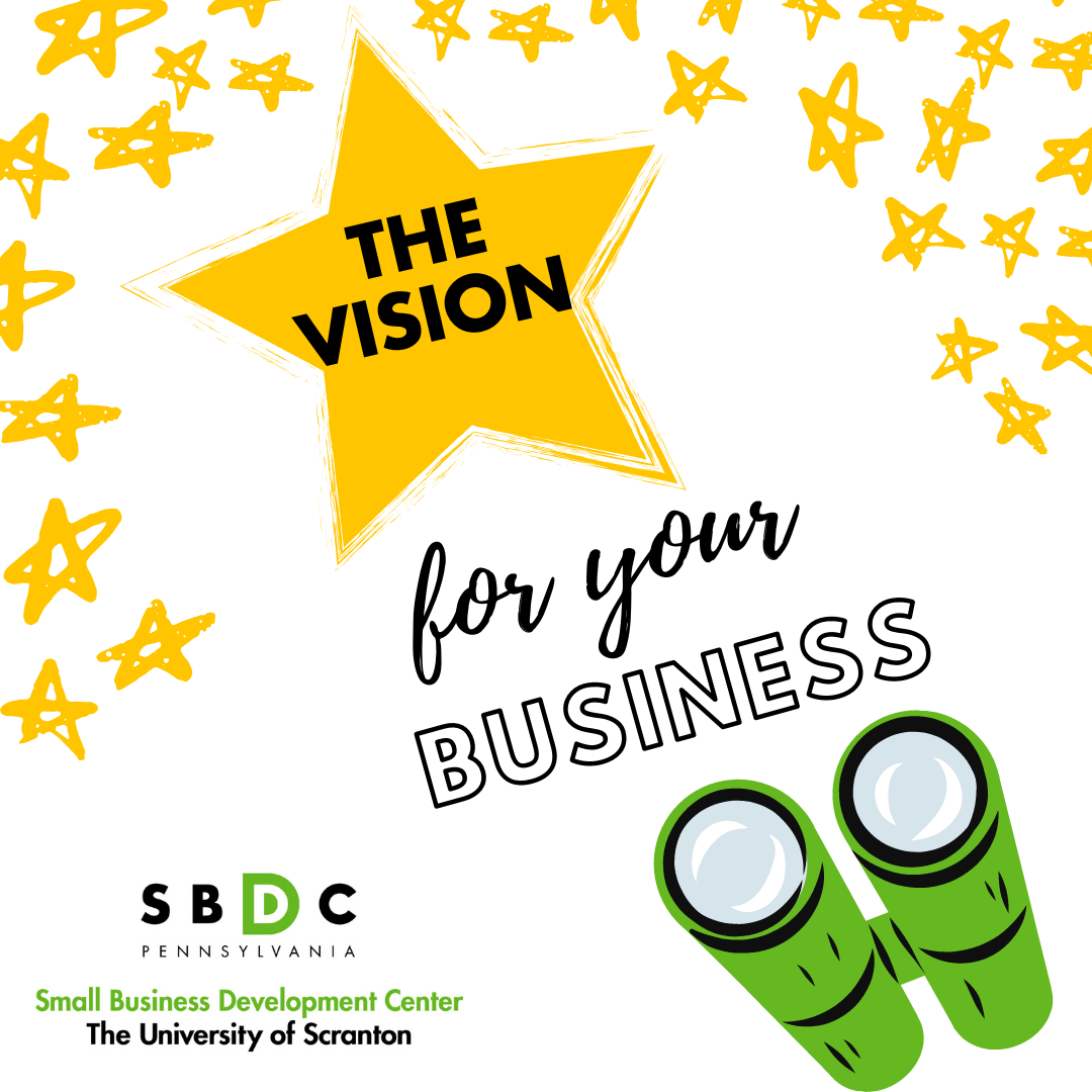 The Vision for Your Business